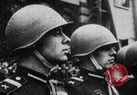 Image of Soviet Army officers Soviet Union, 1945, second 7 stock footage video 65675049393