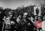 Image of Soviet Army soldiers Soviet Union, 1945, second 10 stock footage video 65675049397