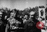 Image of Soviet Army soldiers Soviet Union, 1945, second 12 stock footage video 65675049397