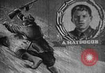 Image of Soviet Red Army soldier Soviet Union, 1945, second 1 stock footage video 65675049400