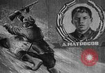 Image of Soviet Red Army soldier Soviet Union, 1945, second 2 stock footage video 65675049400