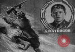 Image of Soviet Red Army soldier Soviet Union, 1945, second 3 stock footage video 65675049400