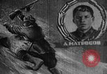 Image of Soviet Red Army soldier Soviet Union, 1945, second 4 stock footage video 65675049400