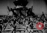 Image of Soviet Navy sailors perform calisthenics Soviet Union, 1945, second 3 stock footage video 65675049402