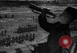 Image of Soviet Red Army soldier Soviet Union, 1945, second 1 stock footage video 65675049403