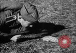 Image of Soviet Red Army soldier Soviet Union, 1945, second 11 stock footage video 65675049403