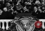 Image of Franklin D Roosevelt Washington DC USA, 1933, second 6 stock footage video 65675049413