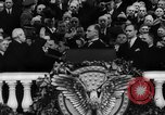 Image of Franklin D Roosevelt Washington DC USA, 1933, second 10 stock footage video 65675049413
