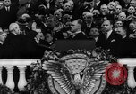 Image of Franklin D Roosevelt Washington DC USA, 1933, second 11 stock footage video 65675049413