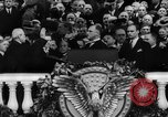 Image of Franklin D Roosevelt Washington DC USA, 1933, second 12 stock footage video 65675049413