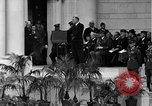 Image of Franklin D Roosevelt Arlington Virginia USA, 1935, second 4 stock footage video 65675049417