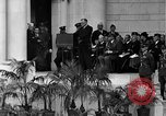 Image of Franklin D Roosevelt Arlington Virginia USA, 1935, second 6 stock footage video 65675049417