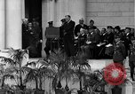 Image of Franklin D Roosevelt Arlington Virginia USA, 1935, second 7 stock footage video 65675049417