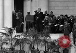 Image of Franklin D Roosevelt Arlington Virginia USA, 1935, second 9 stock footage video 65675049417