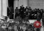 Image of Franklin D Roosevelt Arlington Virginia USA, 1935, second 11 stock footage video 65675049417