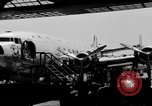 Image of Douglas DC-4 aircraft Santa Monica California USA, 1938, second 6 stock footage video 65675049424