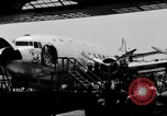 Image of Douglas DC-4 aircraft Santa Monica California USA, 1938, second 8 stock footage video 65675049424