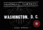 Image of replica of Texas ship Washington DC USA, 1938, second 3 stock footage video 65675049427