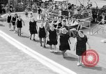 Image of beauty contest Coney Island New York USA, 1938, second 8 stock footage video 65675049428