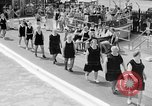 Image of beauty contest Coney Island New York USA, 1938, second 10 stock footage video 65675049428