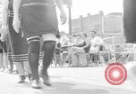 Image of beauty contest Coney Island New York USA, 1938, second 12 stock footage video 65675049428