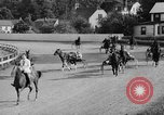 Image of trotting race Goshen New York USA, 1938, second 6 stock footage video 65675049433