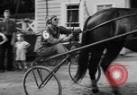 Image of trotting race Goshen New York USA, 1938, second 7 stock footage video 65675049433