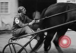 Image of trotting race Goshen New York USA, 1938, second 8 stock footage video 65675049433