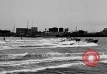 Image of aquaplanes Hermosa Beach California USA, 1938, second 6 stock footage video 65675049434