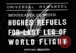 Image of Howard Hughes Minneapolis Minnesota USA, 1938, second 6 stock footage video 65675049435