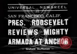 Image of Roosevelt San Francisco California USA, 1938, second 2 stock footage video 65675049436