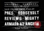 Image of Roosevelt San Francisco California USA, 1938, second 6 stock footage video 65675049436