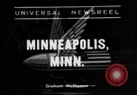 Image of Howard Hughes Minneapolis Minnesota USA, 1938, second 1 stock footage video 65675049438