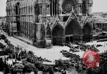 Image of Notre Dame de Reims Rheims France, 1938, second 12 stock footage video 65675049443