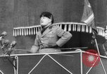 Image of Benito Mussolini Italy, 1938, second 9 stock footage video 65675049449