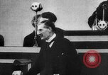 Image of Neville Chamberlain London England United Kingdom, 1938, second 4 stock footage video 65675049453