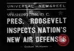 Image of Franklin D Roosevelt Washington DC USA, 1938, second 2 stock footage video 65675049457