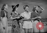 Image of models Balboa California USA, 1938, second 8 stock footage video 65675049458