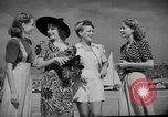Image of models Balboa California USA, 1938, second 10 stock footage video 65675049458