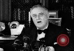 Image of President Roosevelt New York United States USA, 1938, second 7 stock footage video 65675049462