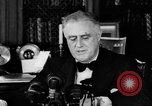 Image of President Roosevelt New York United States USA, 1938, second 8 stock footage video 65675049462