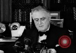 Image of President Roosevelt New York United States USA, 1938, second 10 stock footage video 65675049462