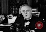 Image of President Roosevelt New York United States USA, 1938, second 11 stock footage video 65675049462