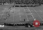 Image of Football game of Carnegie Mellon versus Pittsburgh Pittsburgh Pennsylvania USA, 1938, second 4 stock footage video 65675049467