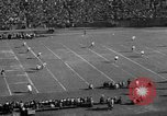 Image of Football game of Carnegie Mellon versus Pittsburgh Pittsburgh Pennsylvania USA, 1938, second 6 stock footage video 65675049467