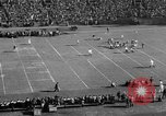 Image of Football game of Carnegie Mellon versus Pittsburgh Pittsburgh Pennsylvania USA, 1938, second 12 stock footage video 65675049467