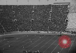 Image of California college football Los Angeles California USA, 1938, second 10 stock footage video 65675049469