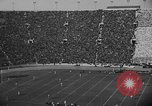 Image of California college football Los Angeles California USA, 1938, second 11 stock footage video 65675049469