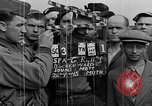 Image of concentration camp Buchenwald Germany, 1945, second 5 stock footage video 65675049479