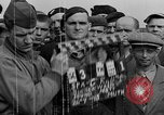 Image of concentration camp Buchenwald Germany, 1945, second 7 stock footage video 65675049479